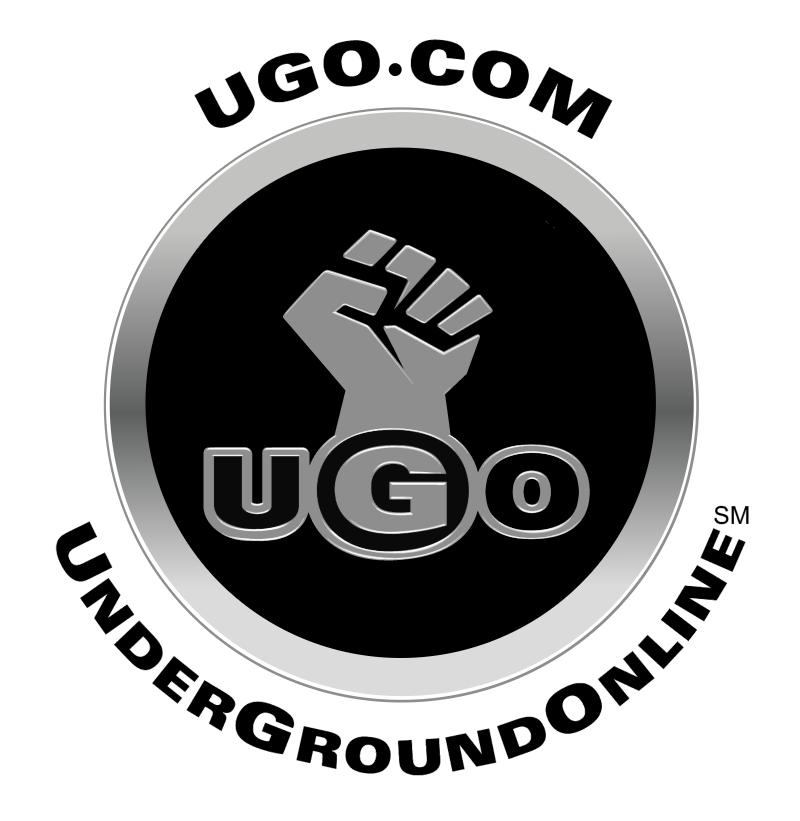 UGO com vector