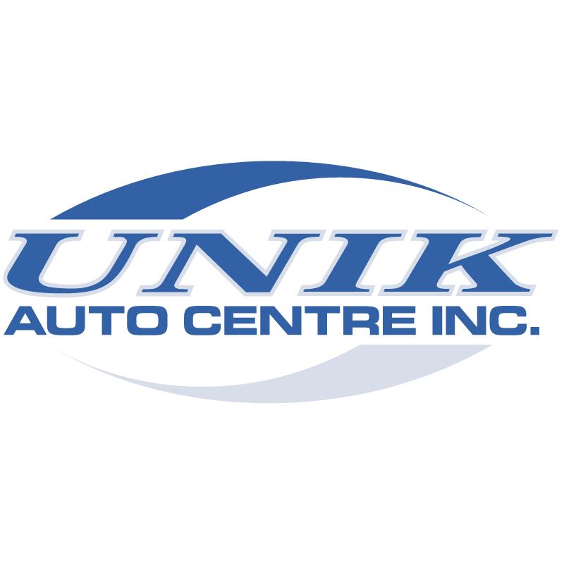 Unik Auto Centre vector logo