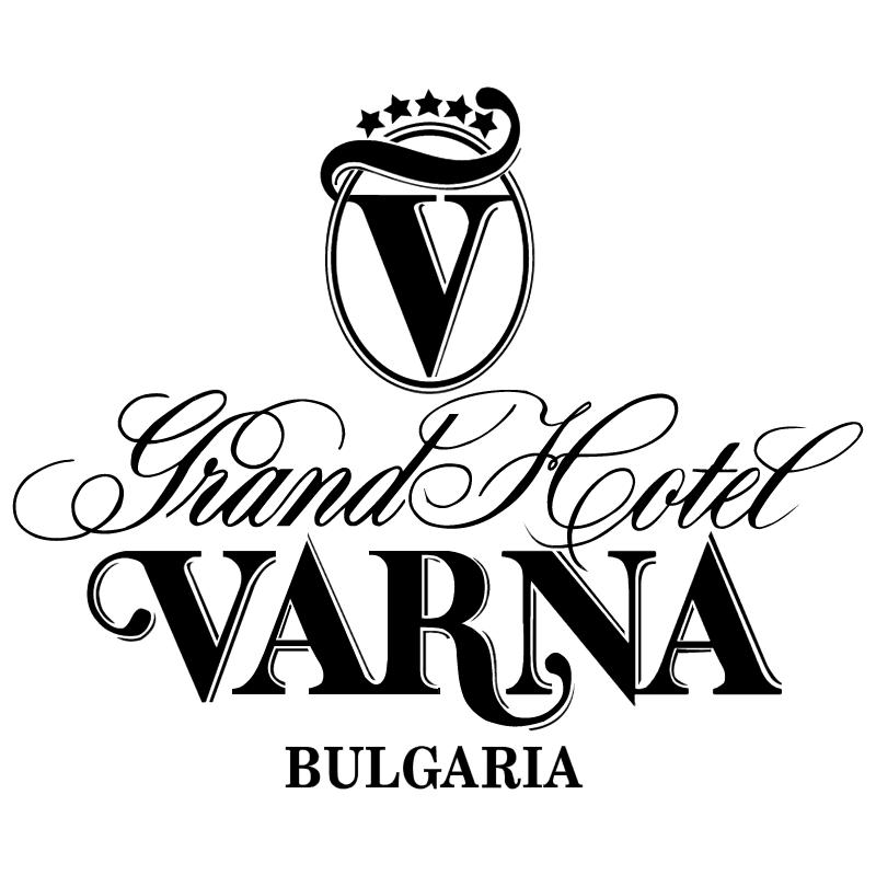 Varna Grand Hotel vector