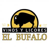 Vinos y Licores el Bufalo vector