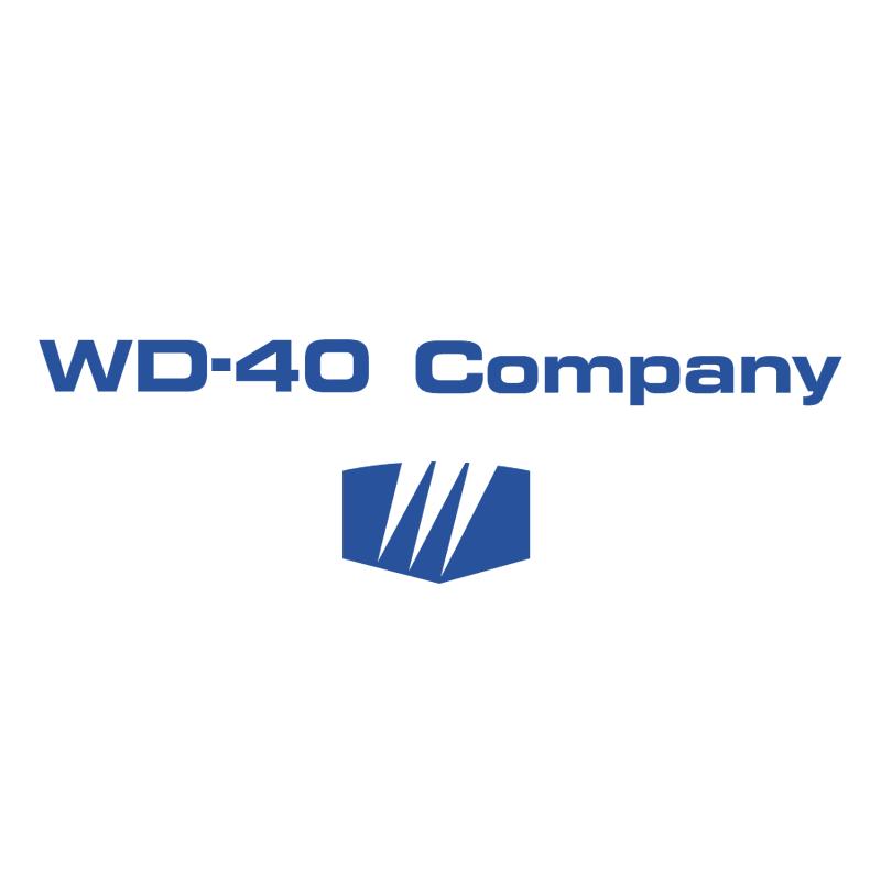 WD 40 Company vector