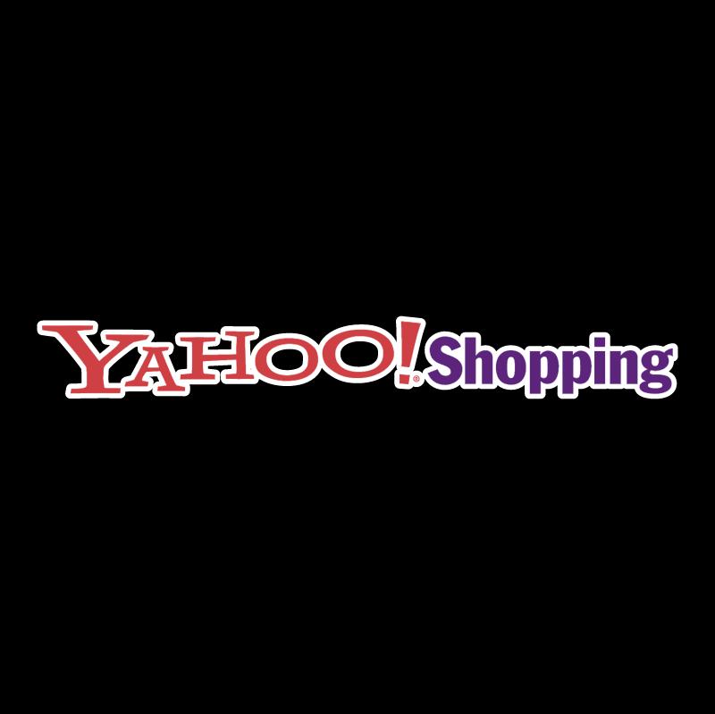 Yahoo Shopping vector logo