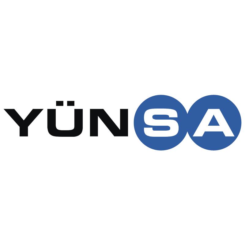 Yunsa vector logo