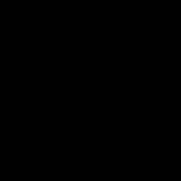 Basketball player scoring vector