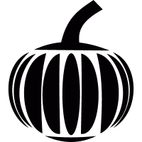 big pumpkin vector