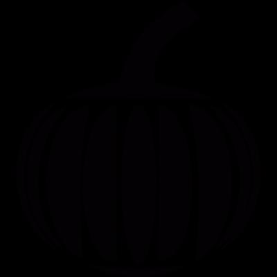 big pumpkin vector logo