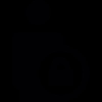 User security vector logo
