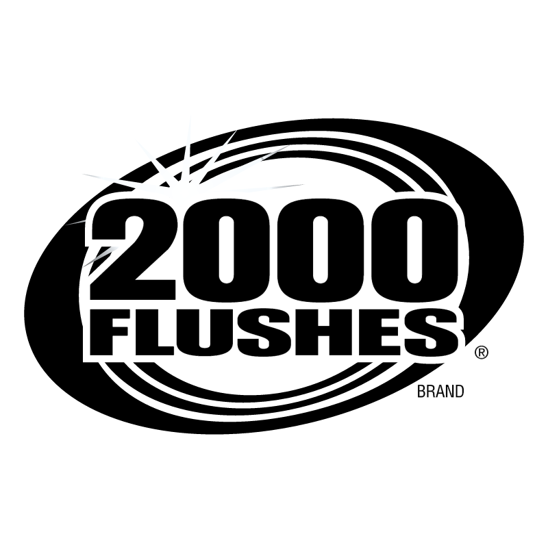 2000 Flushes vector logo