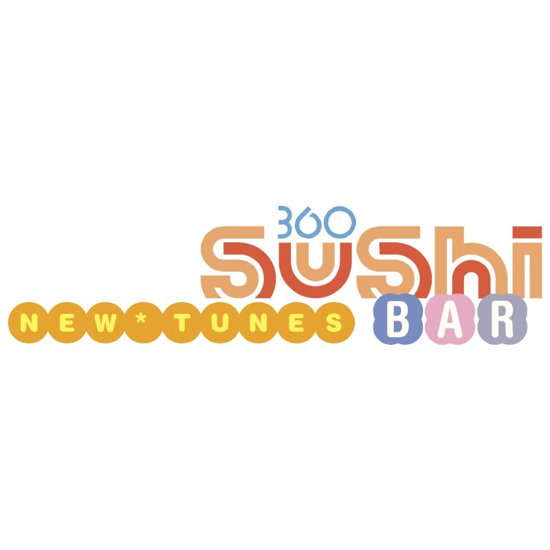 360 SuShi vector