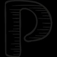 Podio logo vector