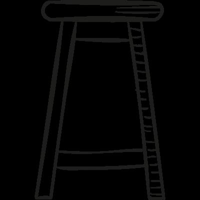 Big Stool vector logo