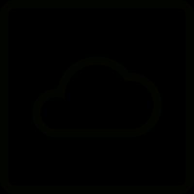 Cloud vector logo