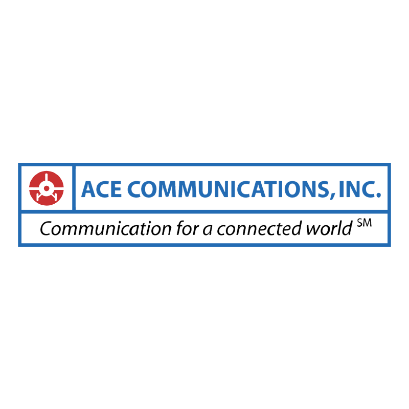 ACE Communications 45064 vector