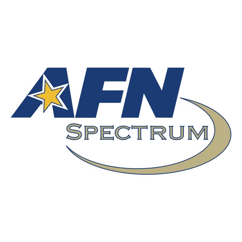 AFN Spectrum 72055 vector