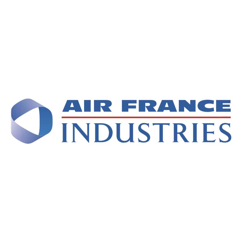 Air France Industries 50226 vector