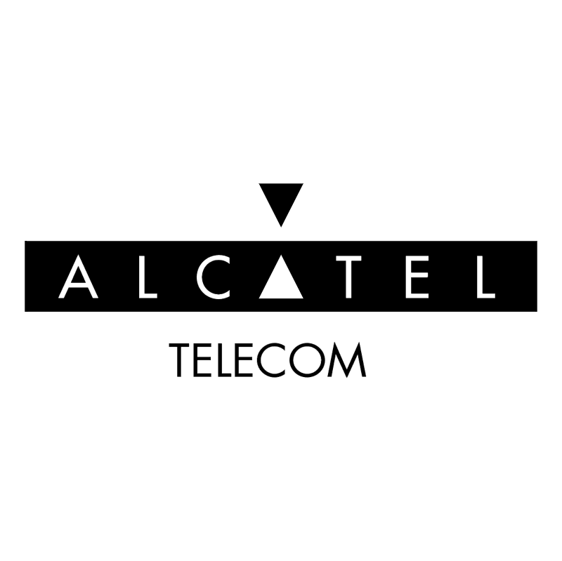 Alcatel Telecom 18942 vector