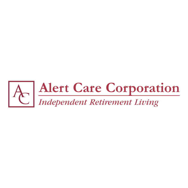 Alert Care Corporation 74713 vector