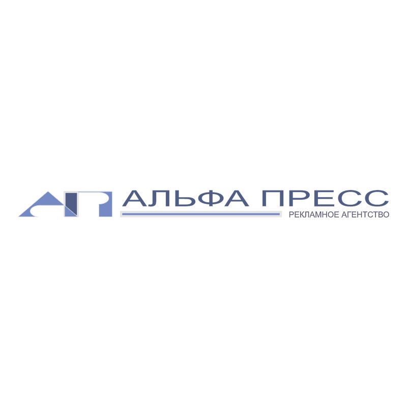 Alfa Press 64405 vector