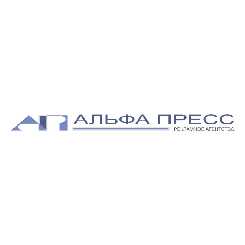 Alfa Press vector