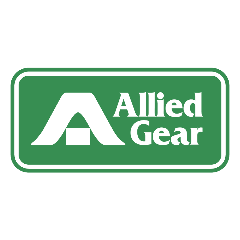 Allied Gear vector logo