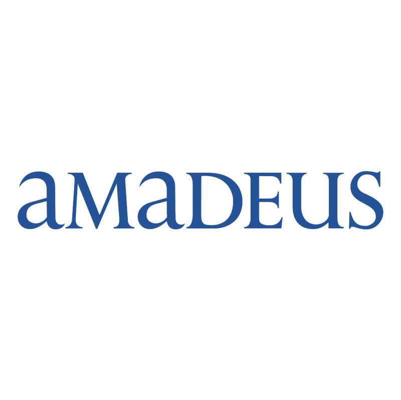 Amadeus 67909 vector logo