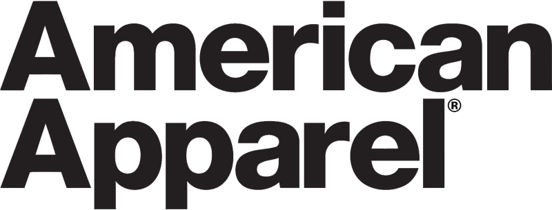 American Apparel vector