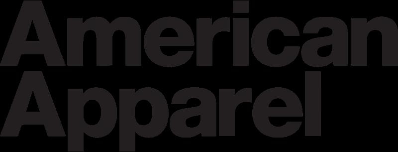 American Apparel vector logo