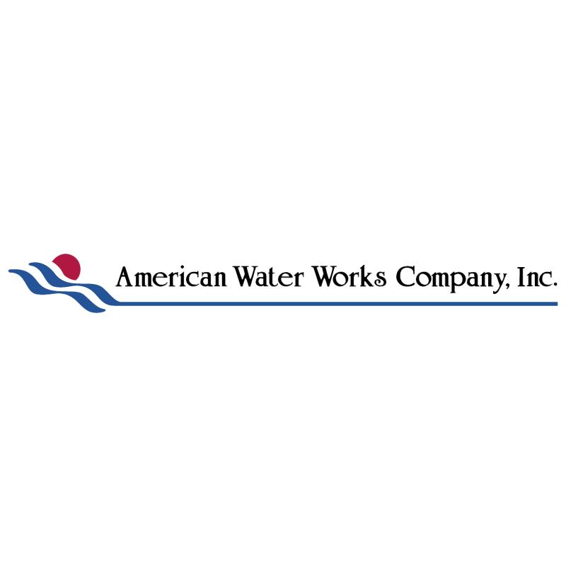 American Water Works vector