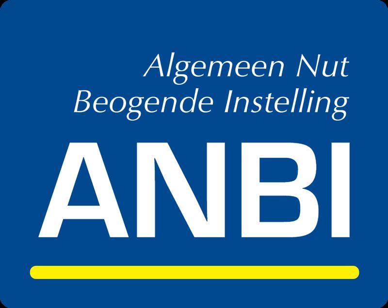 ANBI Algemeen Nut Beogende Instelling vector logo