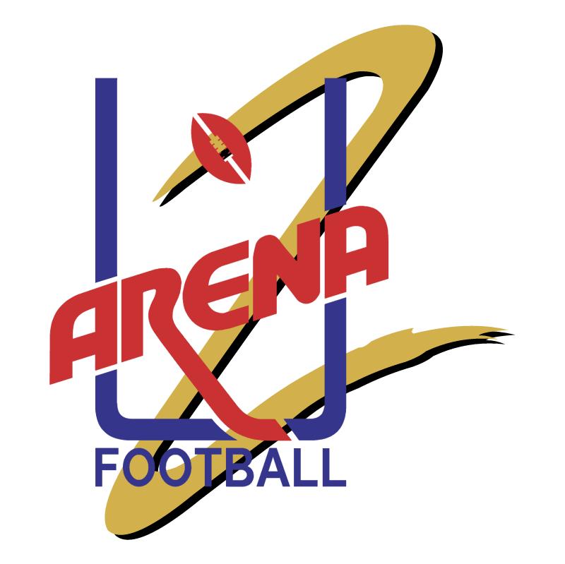 Arena Football 2 League 38199 vector