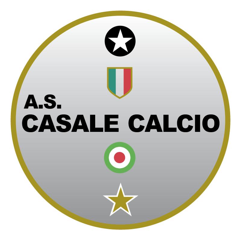 Associazione Sportiva Casale Calcio s p a de Casale Monferrato 81180 vector