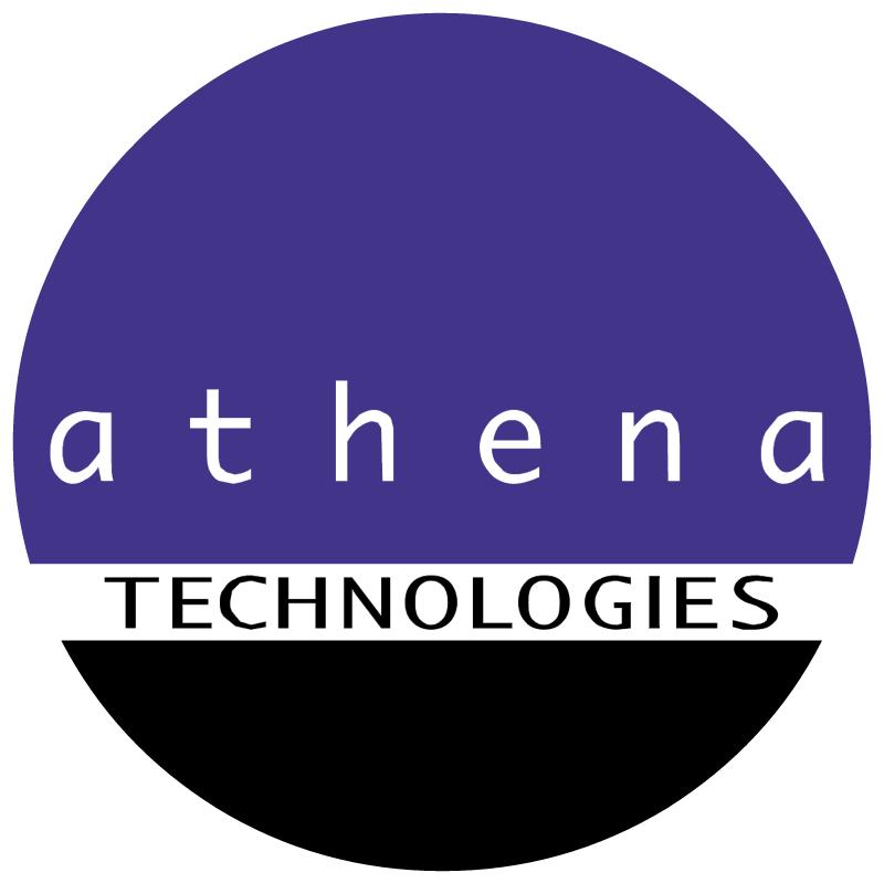 Athena Technologies 19446 vector logo