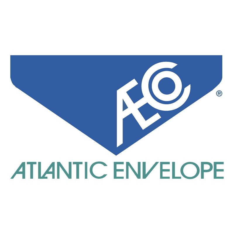 Atlantic Envelope 33034 vector