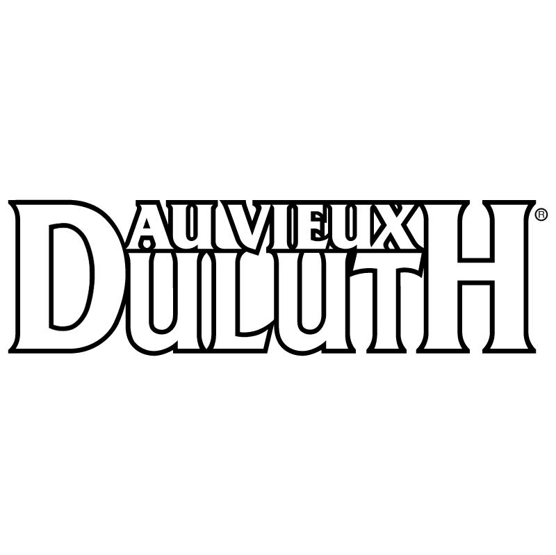 Au Vieux Duluth 713 vector