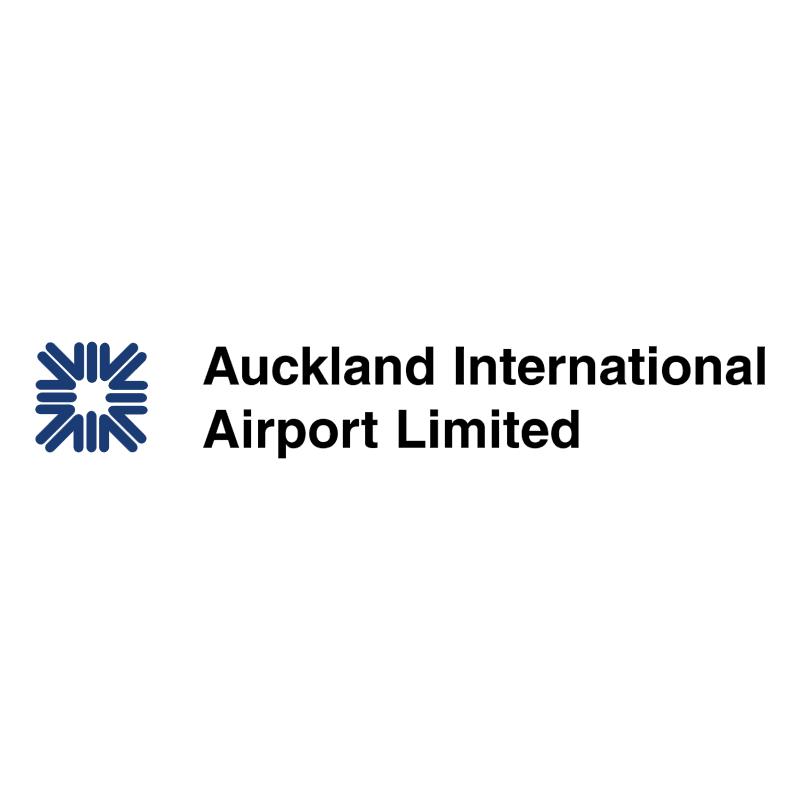 Auckland International Airport vector