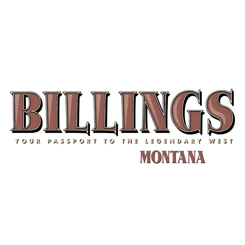 Billings 65736 vector logo