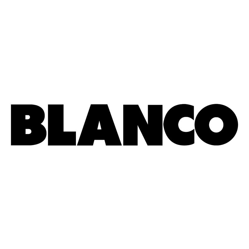 Blanco vector