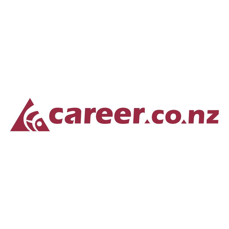 career co nz vector
