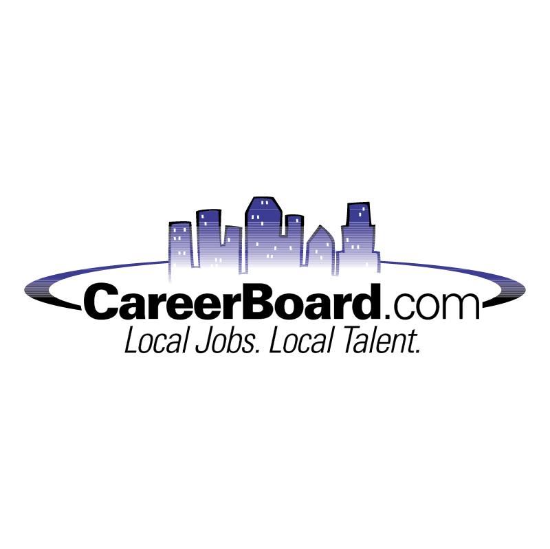 CareerBoard com vector logo