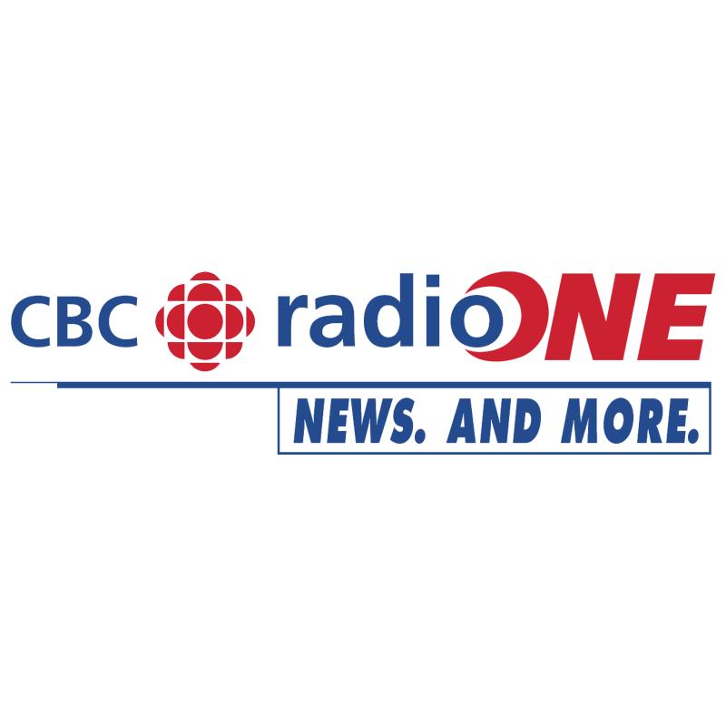 CBC Radio One vector