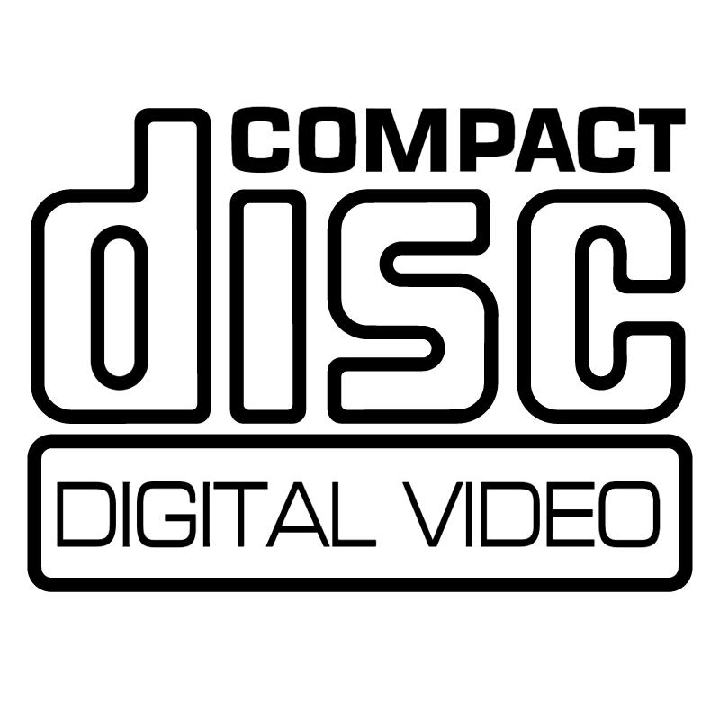 CD Digital Video vector