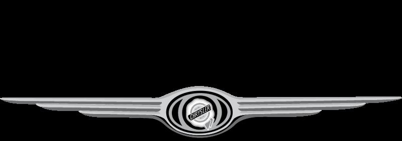 Chrysler Wings vector logo