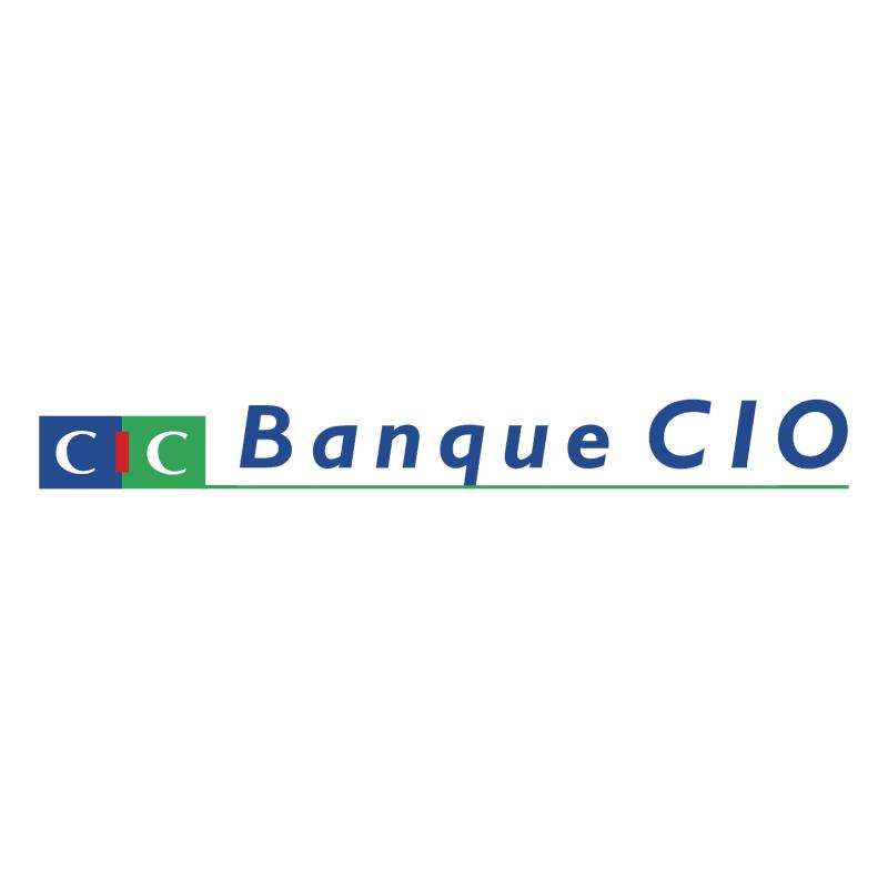CIC Banque CIO vector