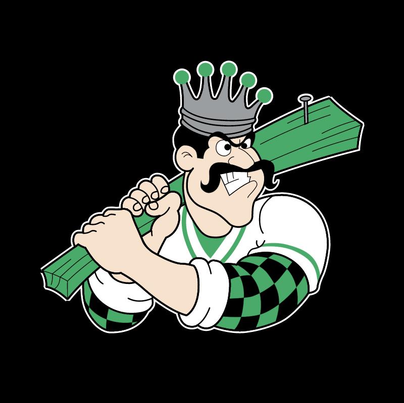 Clinton LumberKings vector logo