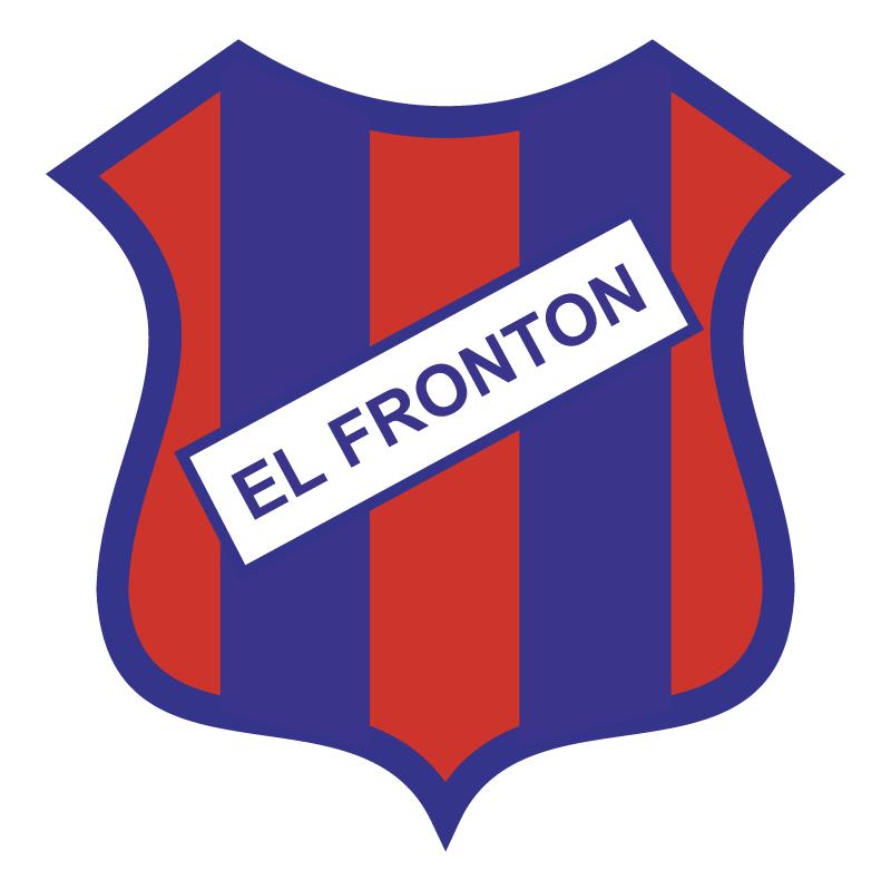 Club El Fronton de San Andres de Giles vector