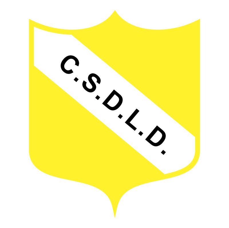 Club Social y Deportivo Las Delicias de Lobos vector logo