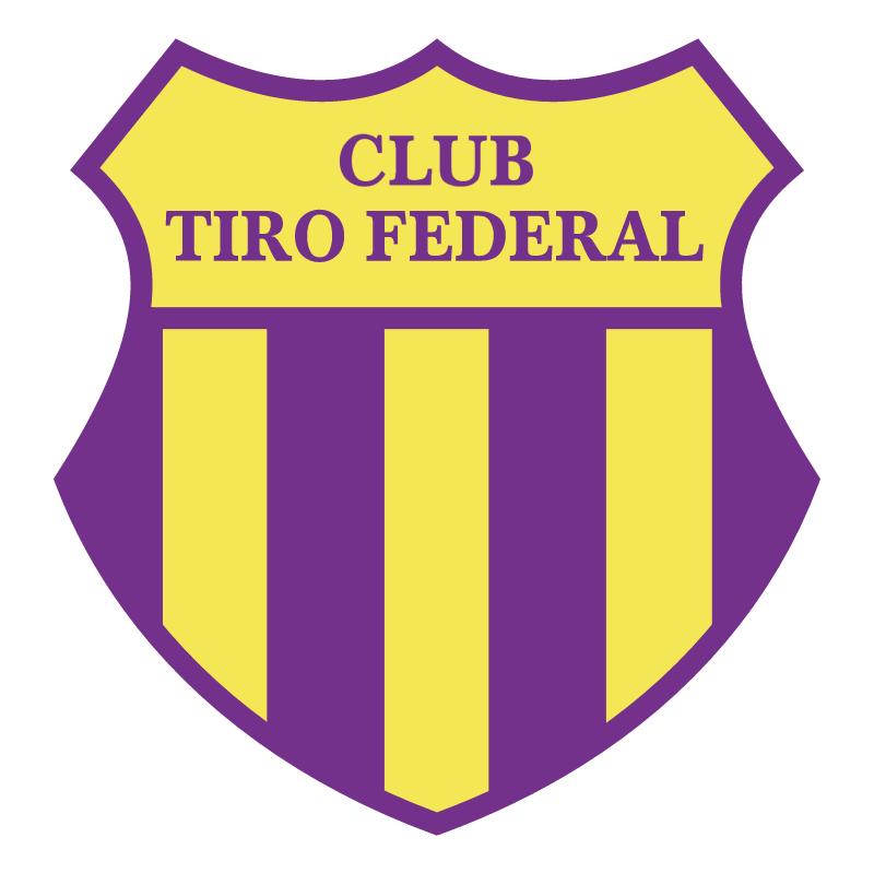 Club Tiro Federal de Bahia Blanca vector logo
