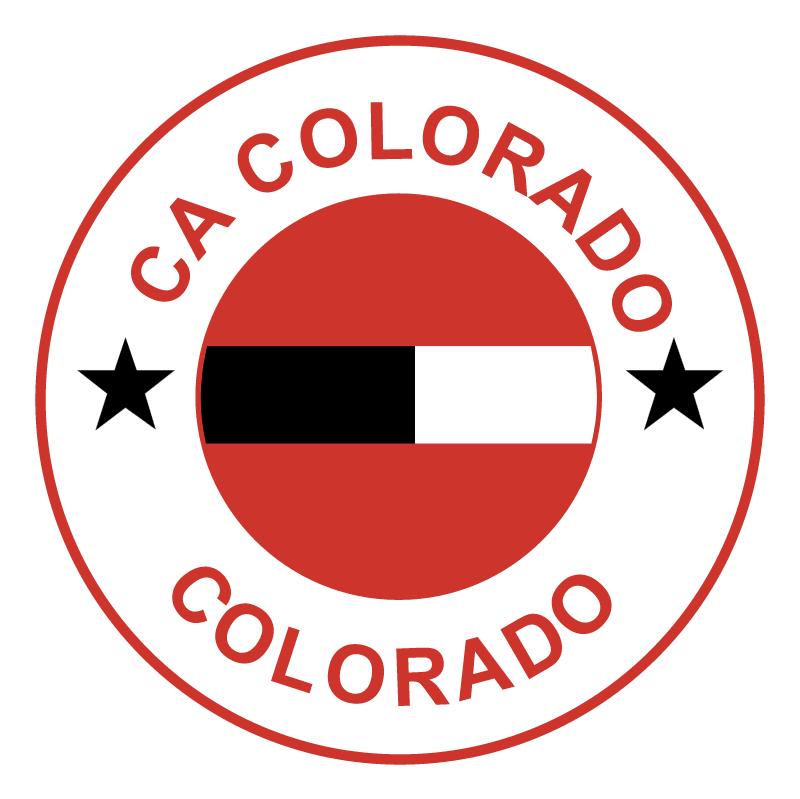 Clube Atletico Colorado de Colorado PR vector logo