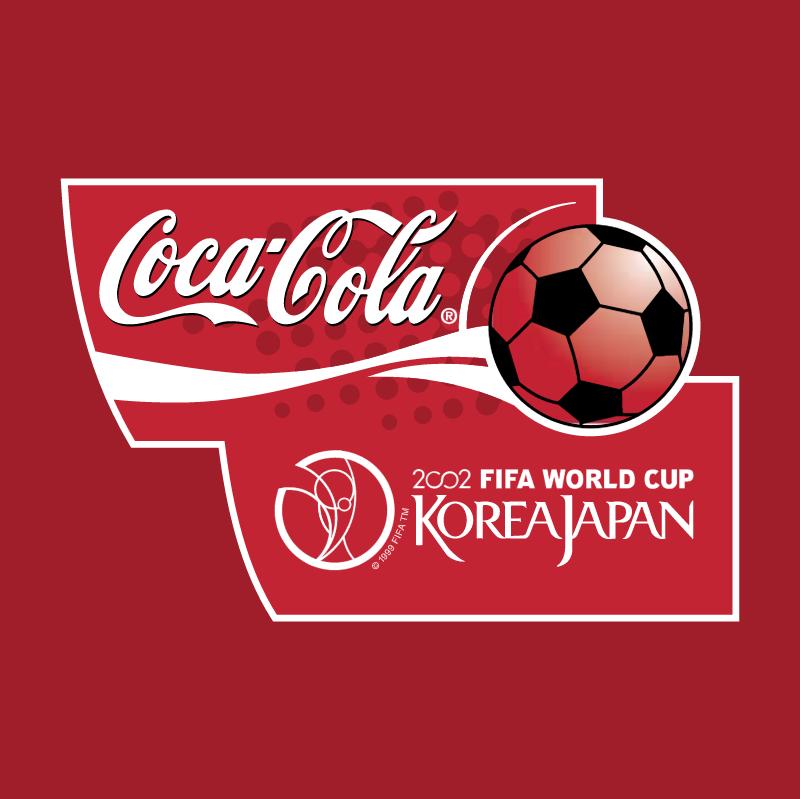 Coca Cola 2002 FIFA World Cup vector