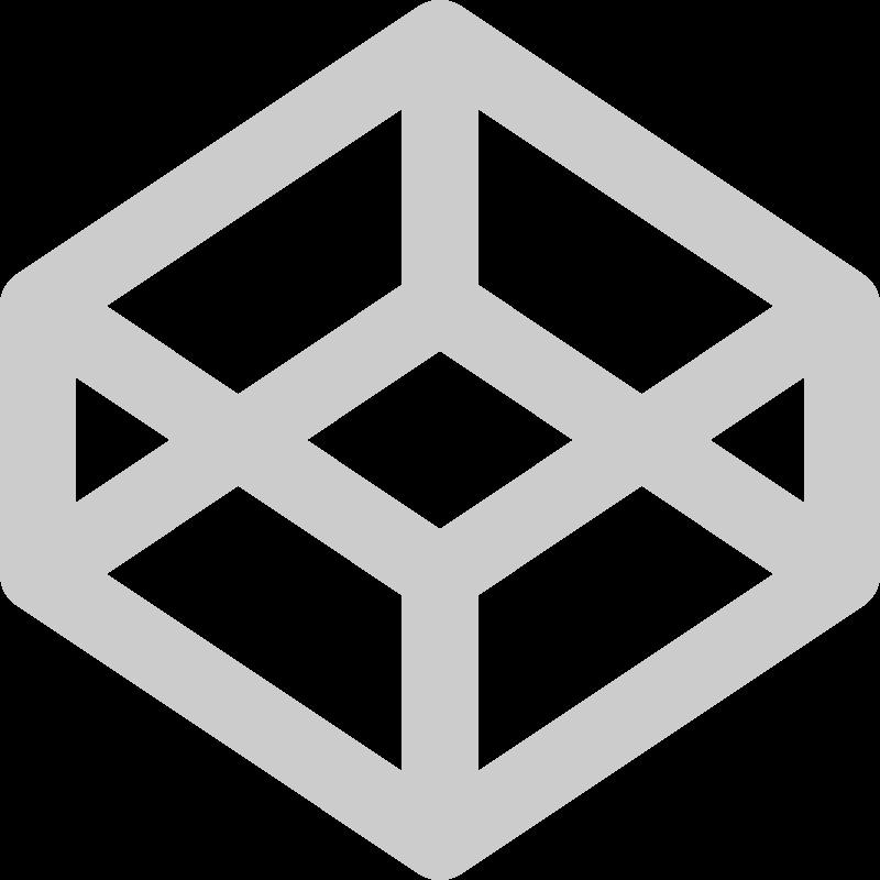 Codepen Icon vector logo